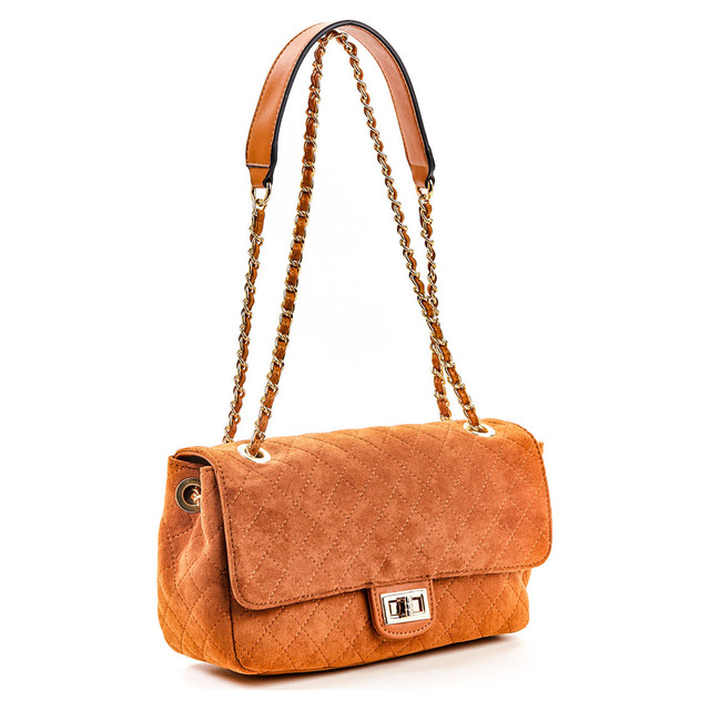 Cross body bag Verde 16-5623 camel