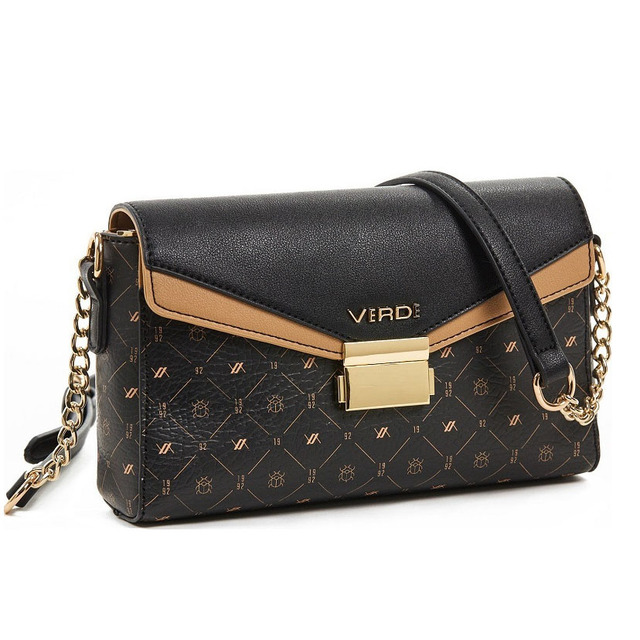 Cross body bag Verde 16-6009 black