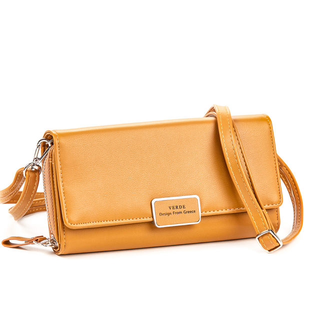 Wallet for woman Verde 18-998 camel