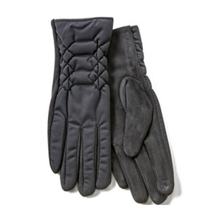 Gloves for women Verde 02-black