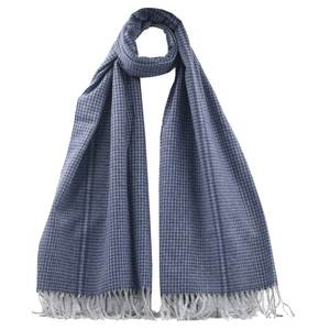 Women's scarf Verde 03-1754 blue
