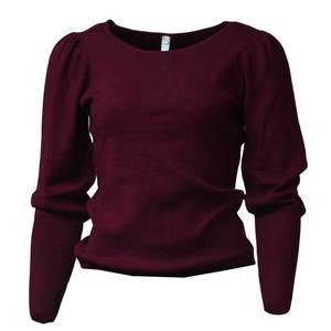 Women's blouse bode 1063 bordeaux