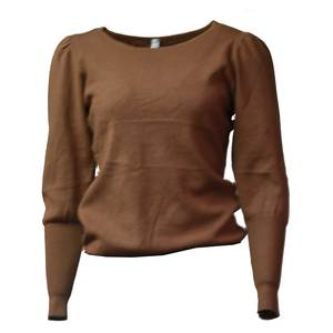 Women's blouse bode 1063 brown