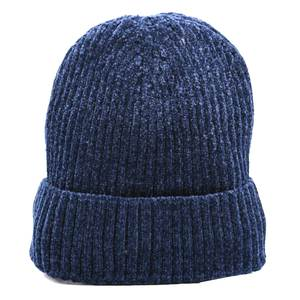 Men's hat Verde 12-266 blue