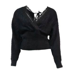 Women's blouse 1553 black