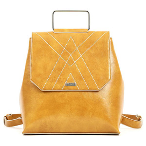 Backpack Doca 17108 yellow