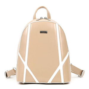 Backpack Doca 17139 beige