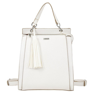 Backpack Doca 17169 white