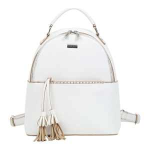 Backpack Doca 17254 white