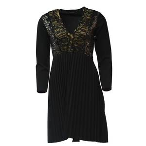 Women's dress bode 1768 black