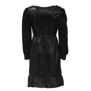 Women's dress bode 1771 black