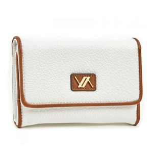 Wallet for women Verde 18-1100 white