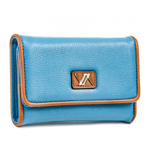 Wallet for women Verde 18-1100 blue