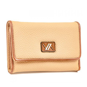 Wallet for women Verde 18-1100 beige
