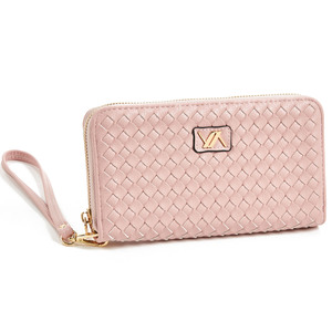 Wallet for women Verde 18-1102 pink