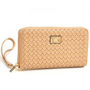 Wallet for women Verde 18-1102 beige