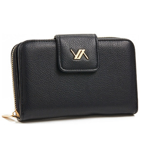 Wallet for women Verde 18-1105 black