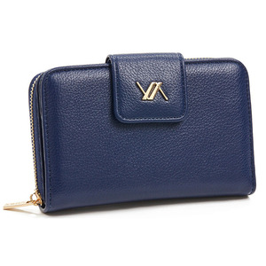 Wallet for women Verde 18-1105 blue