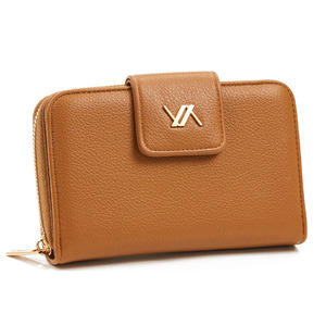 Wallet for women Verde 18-1105 camel