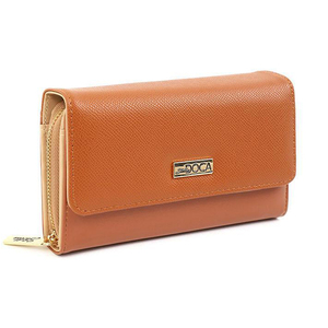 Wallet for women Doca  65835 camel