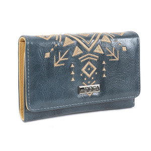 Wallet for women Doca  65970 blue