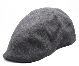 Men's hat gray
