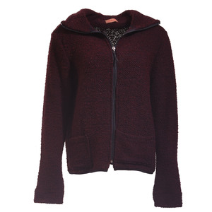 Jackets Malo Philosophie 1379 bordeaux